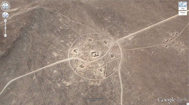 50 descobertas surpreendentes no Google Earth 27