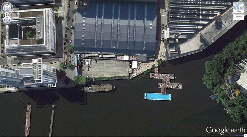 50 descobertas surpreendentes no Google Earth 29