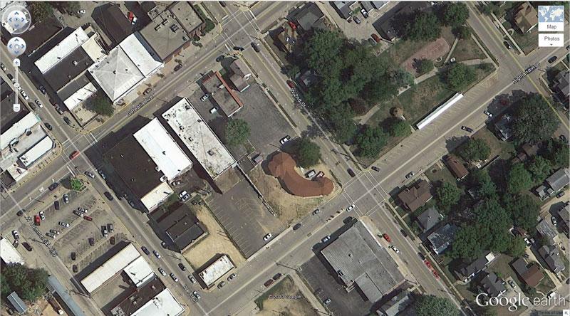 50 descobertas surpreendentes no Google Earth 30
