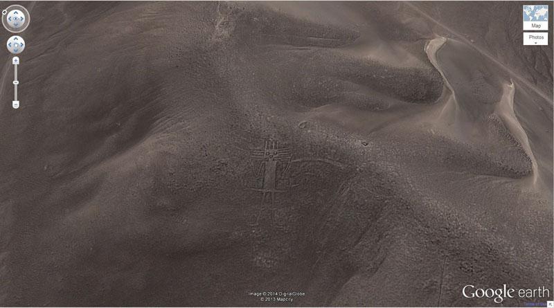 50 descobertas surpreendentes no Google Earth 31
