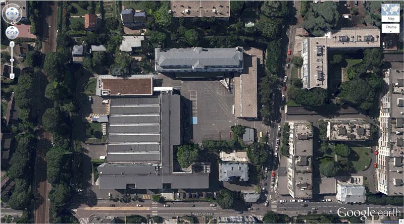 50 descobertas surpreendentes no Google Earth 32