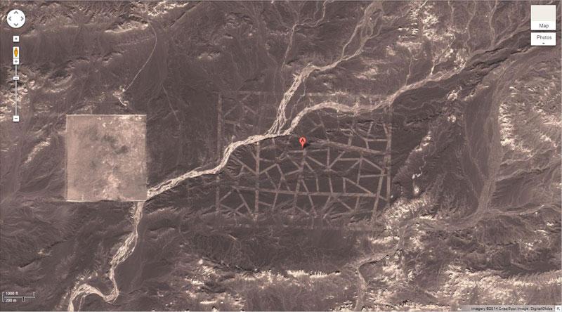 50 descobertas surpreendentes no Google Earth 33