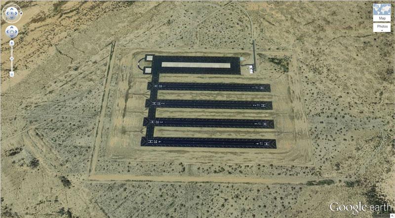 50 descobertas surpreendentes no Google Earth 35