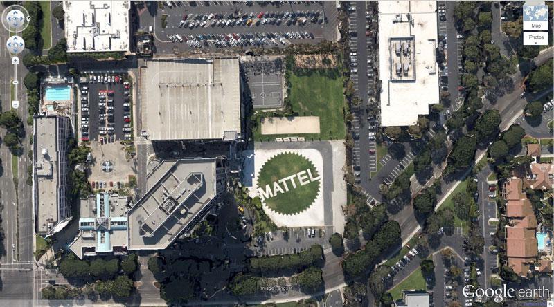 50 descobertas surpreendentes no Google Earth 37