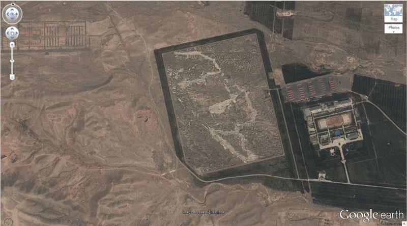 50 descobertas surpreendentes no Google Earth 39