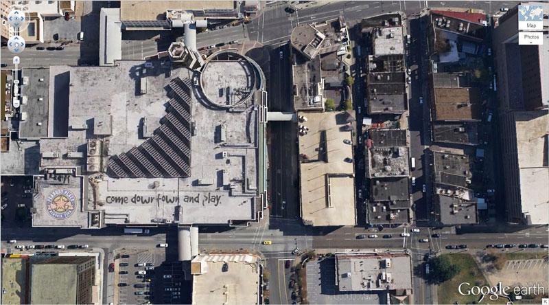 50 descobertas surpreendentes no Google Earth 44