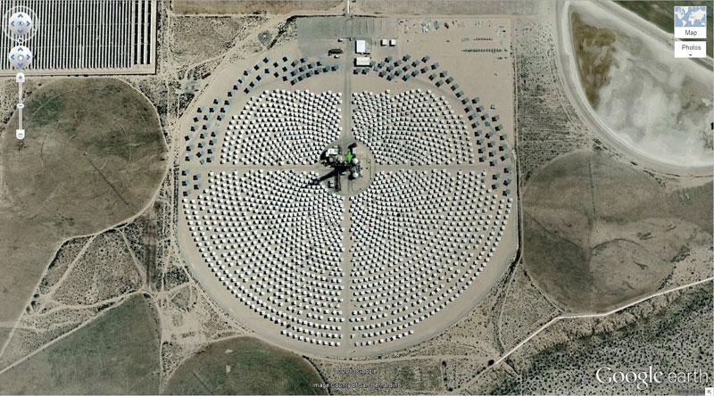 50 descobertas surpreendentes no Google Earth 46