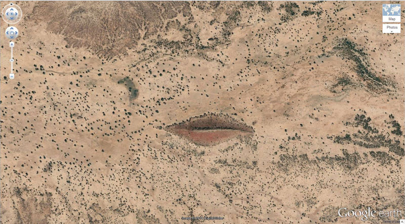 50 descobertas surpreendentes no Google Earth 48