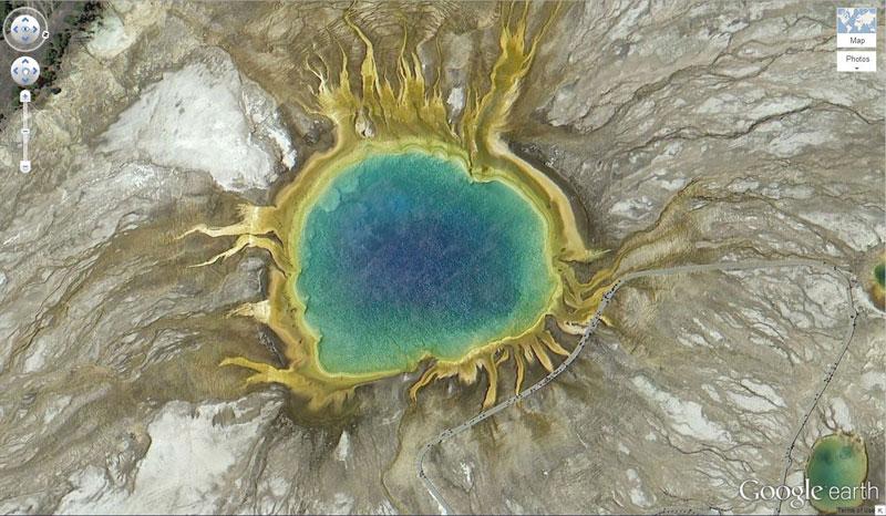 50 descobertas surpreendentes no Google Earth 49