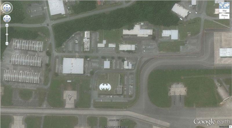 50 descobertas surpreendentes no Google Earth 50