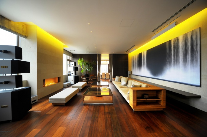 O mais caro apartamento de um dormit�rio do mundo 03