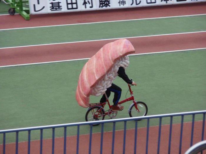 A extravagância da espalhafatosa juventude japonesa 41