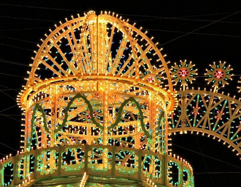 O festival de luz Kobe Luminarie, no Japão 10