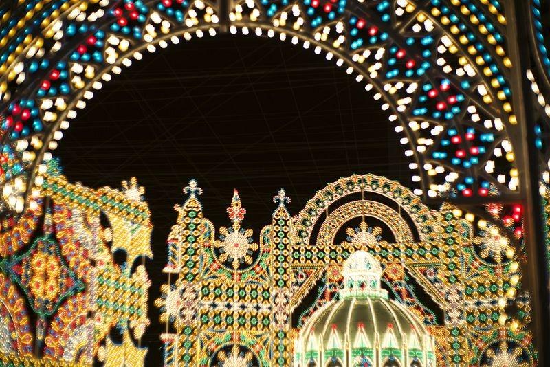 O festival de luz Kobe Luminarie, no Japão 13