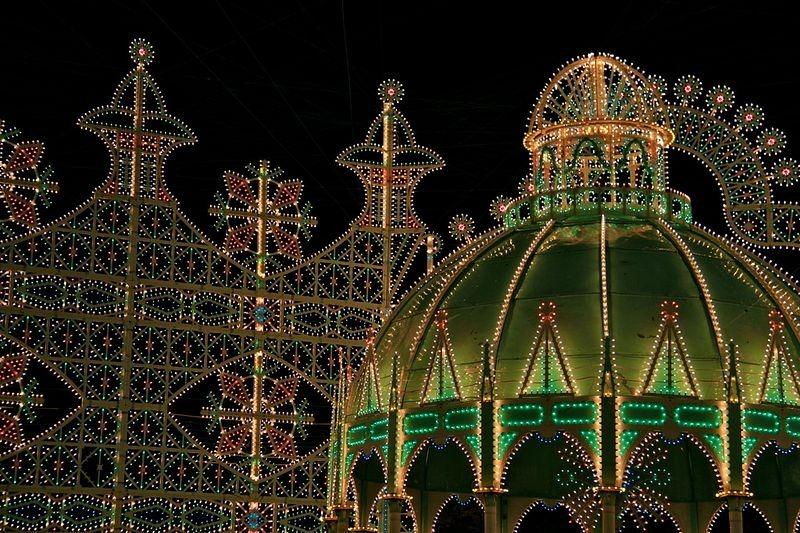 O festival de luz Kobe Luminarie, no Japão 16