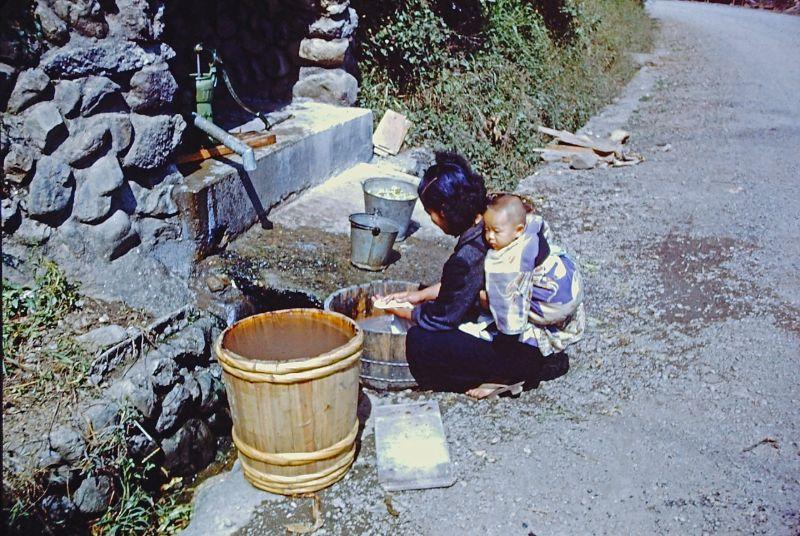 A vida no Japão no pós-Segunda Guerra Mundial através de imagens coloridas fascinantes 42