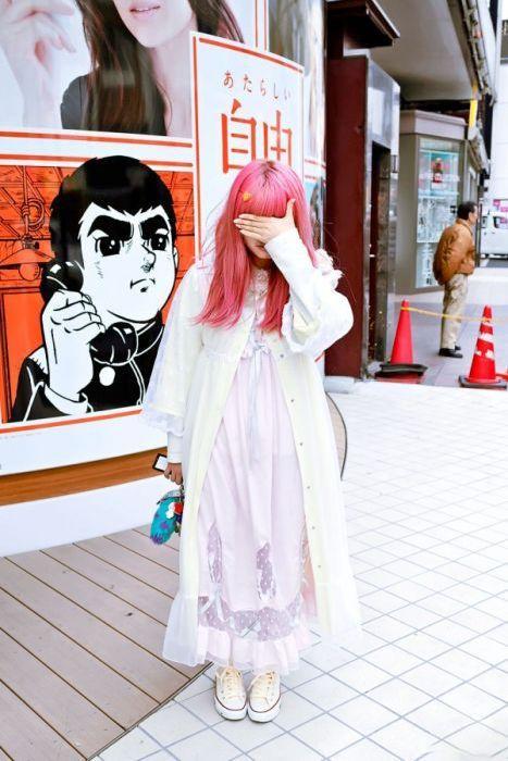 Japonês estranho com roupa esquisita 2 08