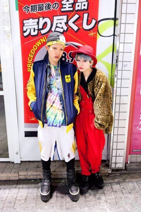 Japonês estranho com roupa esquisita 2 09