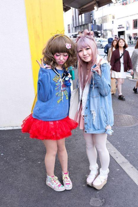 Japonês estranho com roupa esquisita 2 10