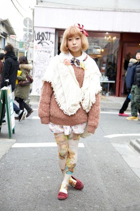Japonês estranho com roupa esquisita 2 11