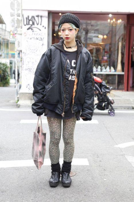 Japonês estranho com roupa esquisita 2 17