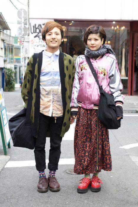 Japonês estranho com roupa esquisita 2 18