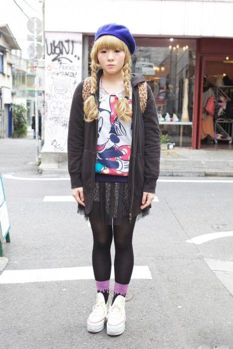 Japonês estranho com roupa esquisita 2 20