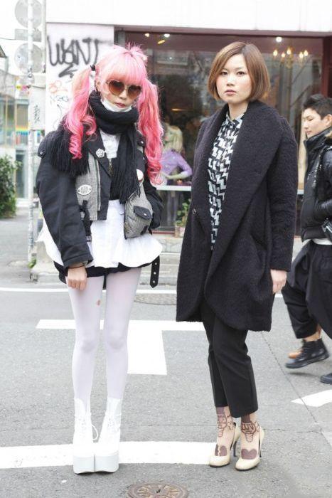Japonês estranho com roupa esquisita 2 21