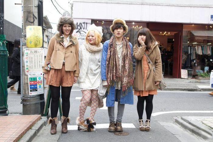Japonês estranho com roupa esquisita 2 26