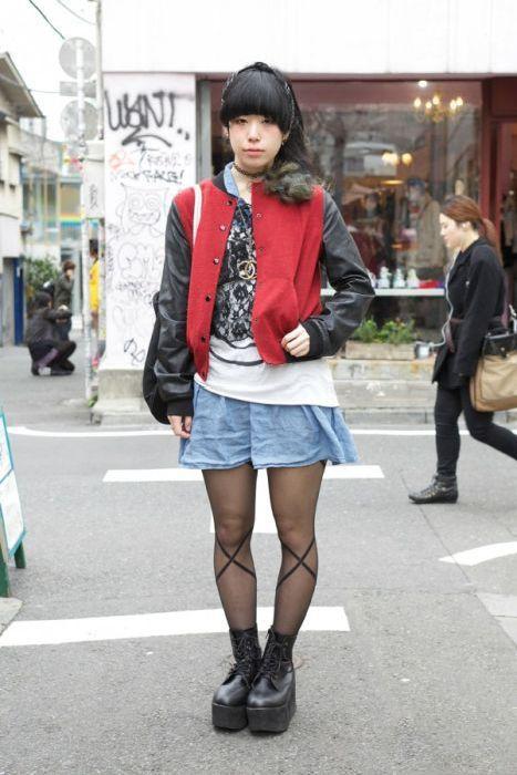 Japonês estranho com roupa esquisita 2 28