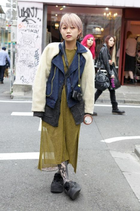 Japonês estranho com roupa esquisita 2 35