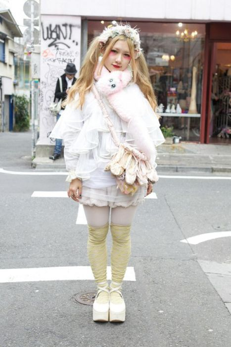 Japonês estranho com roupa esquisita 2 36