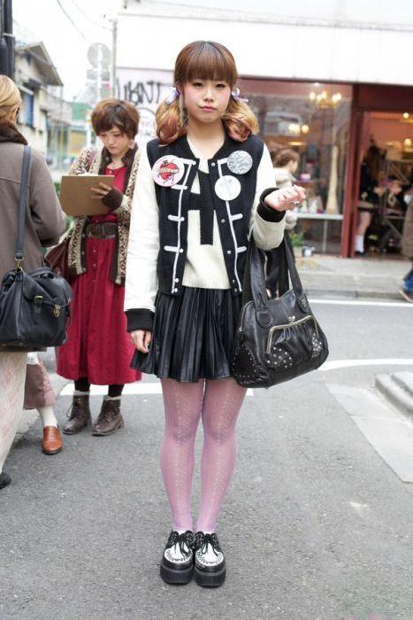 Japonês estranho com roupa esquisita 2 39