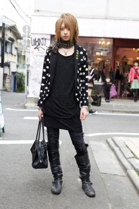 Japonês estranho com roupa esquisita 2 40