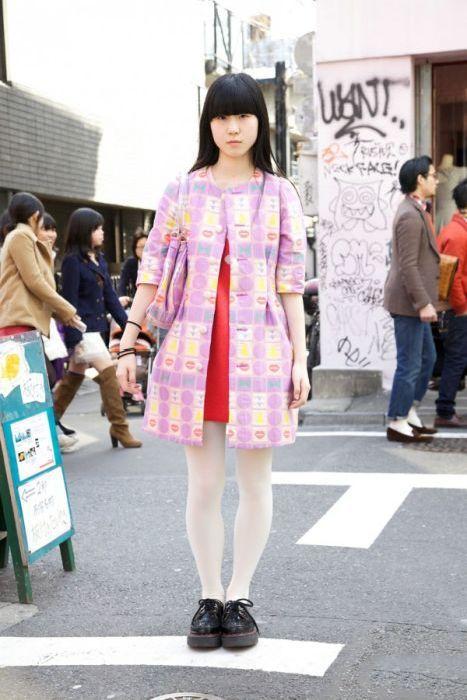 Japonês estranho com roupa esquisita 2 41