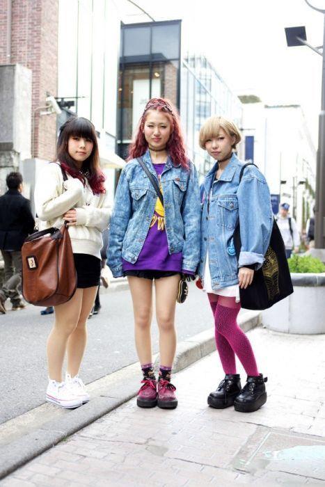 Japonês estranho com roupa esquisita 2 44