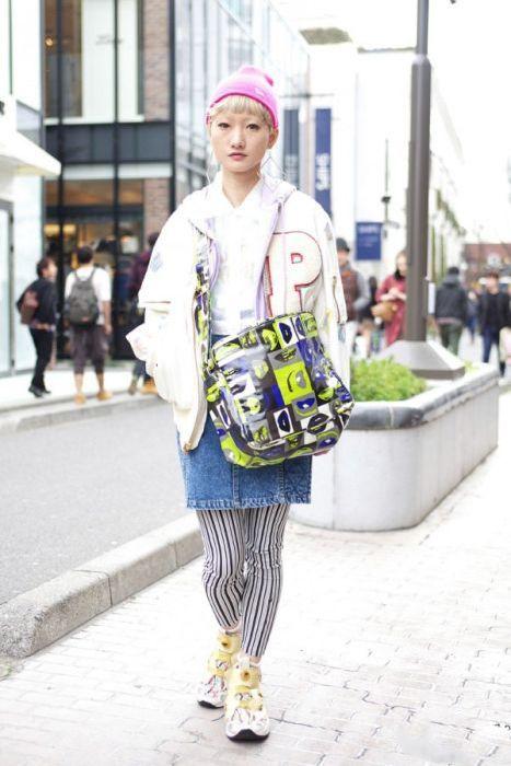 Japonês estranho com roupa esquisita 2 45