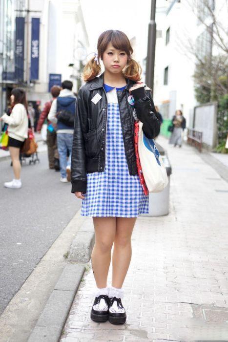 Japonês estranho com roupa esquisita 2 46