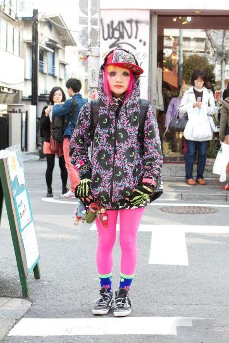 Japonês estranho com roupa esquisita 2 49
