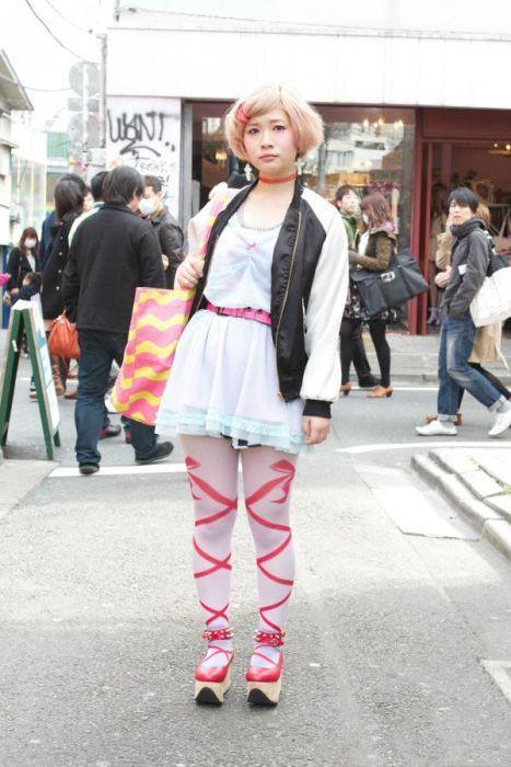 Japonês estranho com roupa esquisita 2 50