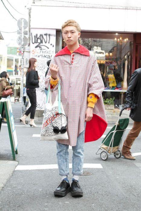 Japonês estranho com roupa esquisita 2 52