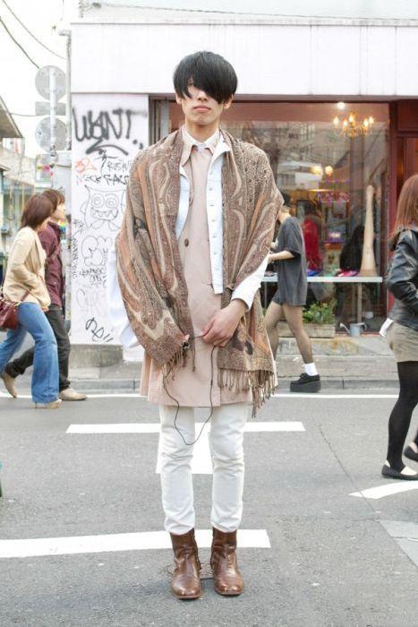 Japonês estranho com roupa esquisita 2 54