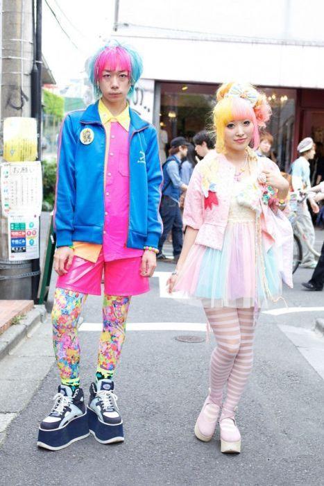 Japonês estranho com roupa esquisita 2 55