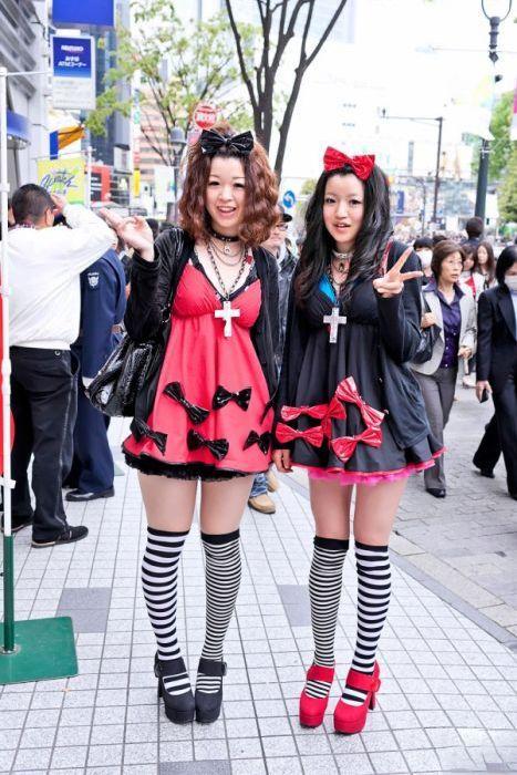 Japonês estranho com roupa esquisita 2 56