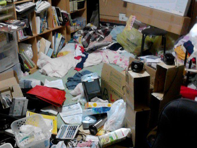 Casas de jovens geeks japoneses emancipados 09
