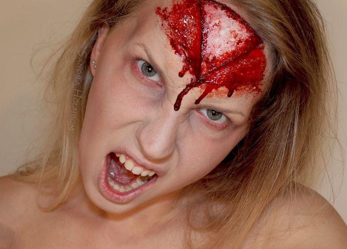 Artista autodidata leva a maquiagem de efeitos especiais a um outro n�vel 07