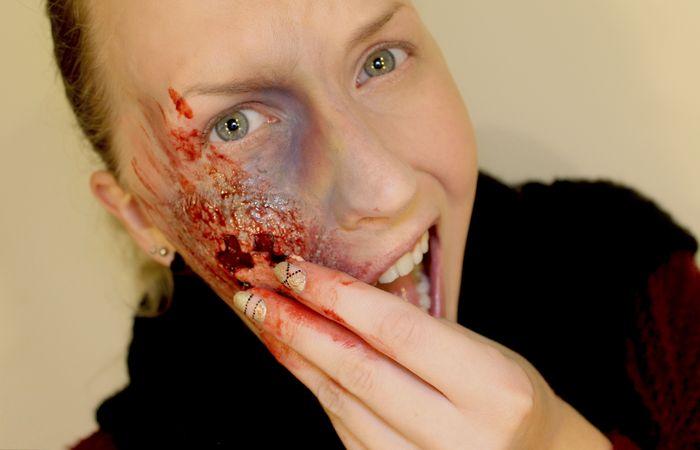 Artista autodidata leva a maquiagem de efeitos especiais a um outro n�vel 09