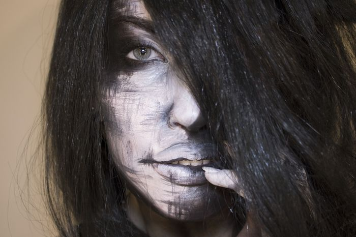 Artista autodidata leva a maquiagem de efeitos especiais a um outro n�vel 11