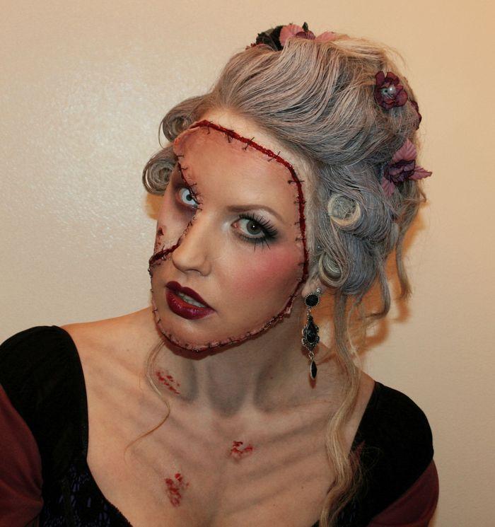 Artista autodidata leva a maquiagem de efeitos especiais a um outro n�vel 18