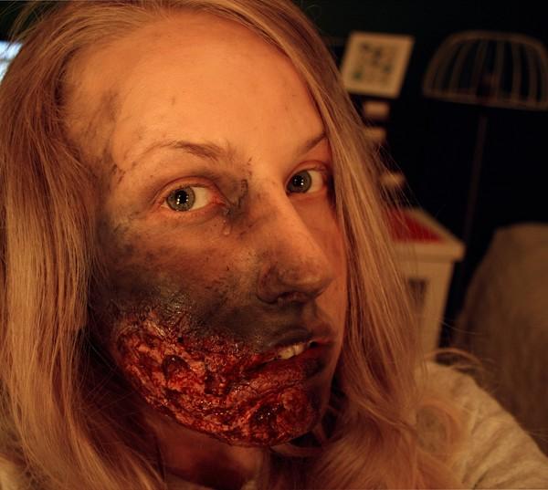 Artista autodidata leva a maquiagem de efeitos especiais a um outro nível 19